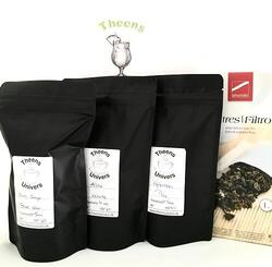 Pakke til infused tea incl. thefilter